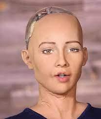 Sophia, el robot casi humano   Leonoticias