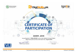 Design A Certificate Of Completion Duplicate Or Edit