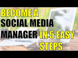 how to become a social media manager become a social media manager in 5 easy steps webinar replay youtube
