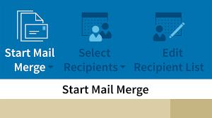 Design Merge Word 2013 Mail Merge In Depth