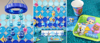 Diy Party Printables Bubble Guppies Diy Party Ideas Fun365
