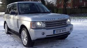 2006 Range Rover TD6 Vogue Automatic - FOR SALE - WIRRAL - YouTube