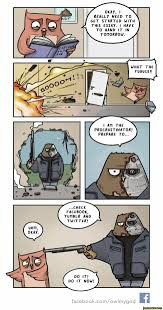 procrastinator owl my god procrastination study comics what the fuuuckii am the procrastinator prepare to r okay i