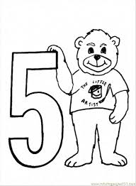 Small Picture Toddler Number 10 Coloring Pages Coloring Coloring Pages