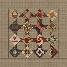 118 best Primitive Quilts and Projects images on Pinterest ... & Free applique quilt project from Primitive Quilts Adamdwight.com