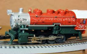 lionel santas flyer lionel santa flyer engine tender and caboose christmas train