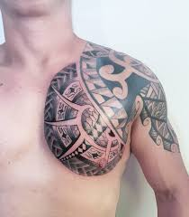 150 Chest Tattoo Themes That Make Men Look Desirable Prochronism