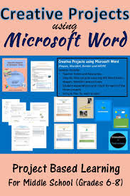 Word Project Creative Projects Using Microsoft Word Shapes Wordart