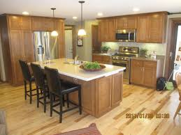 U Shape Kitchen Layout Contermporary Home Design With U Shaped Kitchen Layout Also With
