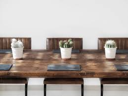 industrial home furniture. Home Edit: Industrial Dining Furniture E