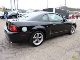 Black 2001 Ford Mustang Bullitt Coupe Exterior Photo #48428983 ...