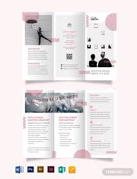 Recruitment Brochure Template 25 Examples Of Recruitment Brochure Designs In Word Psd