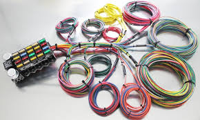 22 circuit budget wire harness tbc race cars car wiring harness design 22 circuit budget wire harness