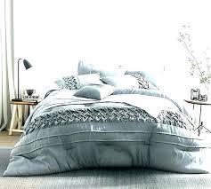 oversized duvet cover fair isle cotton flannel oversized