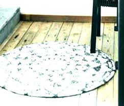 large round white bath rug circular mat bathroom ideas best rugs images on for grey furniture