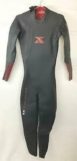 Xterra Wetsuits Vector Pro Fullsuit Womens Medium Large