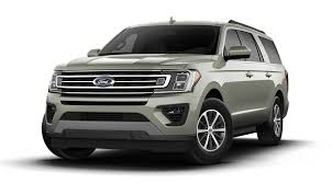 2019 Ford Expedition Exterior Color Options Akins Ford