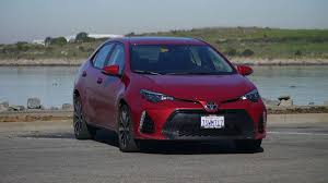 2017 Toyota Corolla XSE review with price, horsepower and photo ...