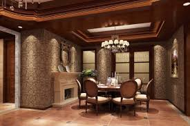 Living Room And Dining Room Designs Classic Rooms Design