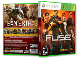 fuse xbox 360 box art cover by payam mazkouri fuse box art cover