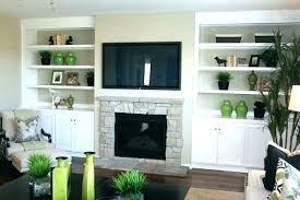 built in wall units cabinets diy tv