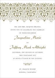 Sample Wedding Invitation Wording Beautiful Wedding Invitations Wording Wedding