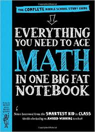 Everything You Need To Ace Math Book Cover Designs