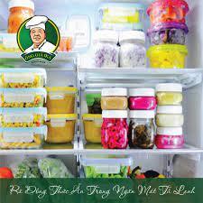 Bật mí bạn 3+ cách rã đông thức ăn trong tủ lạnh