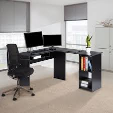l desk office. Desk \u0026 Workstation Dark Oak Computer Commercial Executive Office Furniture Corner New L T