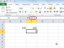 using absolute and relative references in excel formulas  relative references adjust when you copy a formula