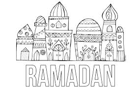 Small Picture Ramadan Coloring Pages Religious Coloring Pages Sheets Free