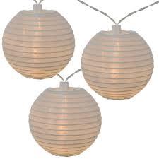 white led solar powered lantern string lights 10 lights gc2201680