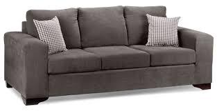 fava sofa  gris  meubles léon
