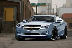 A New 2017 Chevelle - Rumors, Rantings, And A Possibility