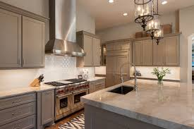 amazing traditional kitchen beige cabinets features thick countertop and beige countertop stainless steel kitchen