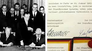 Das duell vom punkt gewann deutschland mit 5:4, horst. Neuer Elysee Vertrag Kampfansage An Den Nationalismus Politik Sz De