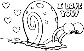 Small Picture valentine coloring pages of spongebob valentine coloring pages