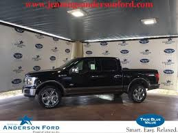 2018 Shadow Black Ford F-150 King Ranch 4X4 4 Door EcoBoost 3.5L V6  A