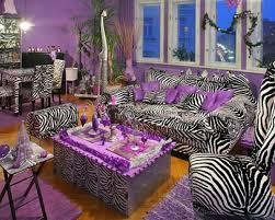 Living Room Purple Purple And Zebra Living Room Ideas Living Room Ideas