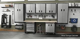 garage metal workbench. metal garage cabinets with slatwall organizers workbench l
