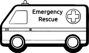 Small Picture Coloring Pages Mini Ambulance Coloring Page Wecoloringpage