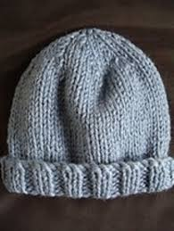 Free Knitted Hat Patterns On Circular Needles Delectable Ravelry Child's Beanie In 48ply Pattern By Jennifer Lee