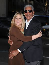 "Morgan Freeman, Myrna Freeman - Morgan Freeman and Myrna Freeman Photos -  ""The Bucket List"" LA Premiere - Zimbio"