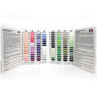 Sulky Rayon Thread Chart 18 Hand Picked Sulky Thread Color Conversion Chart
