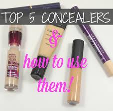 top concealers makeup forever