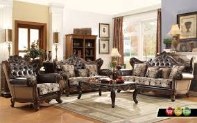 Victorian Living Roomniture Agreeable Chairs Style Elegant French