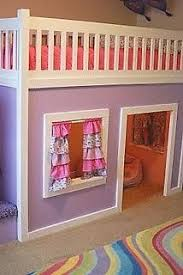 ... Triple Bunk Beds As With Stairs For Great Bed Play Area Underneath Shop  15 ...