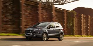 US Unveiling Of Ford EcoSport Coming Soon | Ford Authority