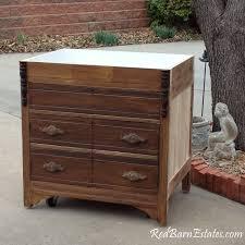 Dresser With Cabinet Farmhouse Dresser Etsy