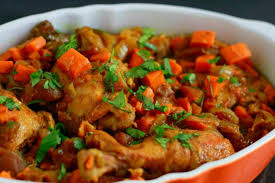 Image result for moroccan chicken